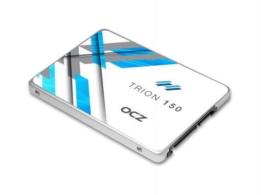 "SSD Твердотельный накопитель 2.5"" 120Gb OCZ Trion 150 Read 550Mb/s Write 450mb/s SATAIII TRN150-25SAT3-120G"
