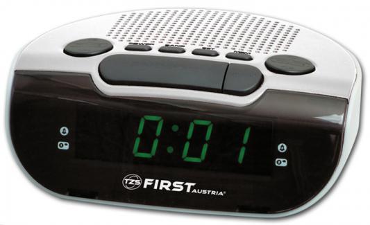 Часы с радиоприёмником First 2406-3 белый