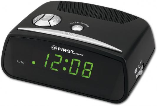 Часы с радиоприёмником First 2410 черный