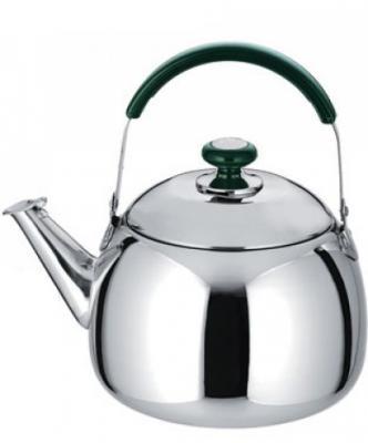 Чайник Bekker 490-BK S серебристый 1.5 л металл