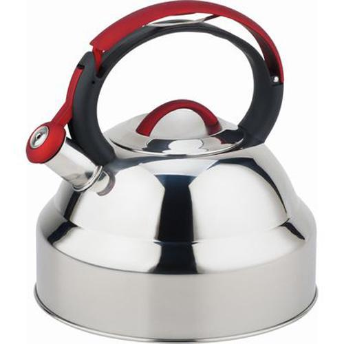 Чайник Bekker 540-BK S серебристый 5 л металл