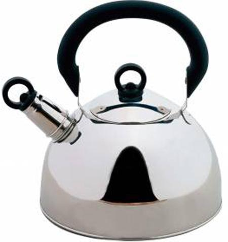 Чайник Bekker 582-BK S серебристый 2 л металл
