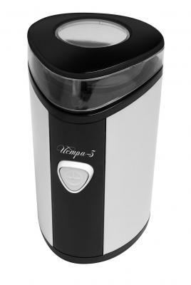 Кофемолка Великие реки Истра-3 160 Вт черно-белый