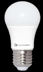Купить Лампа светодиодная шар Наносвет Classic E27 7.5W 2700K L206