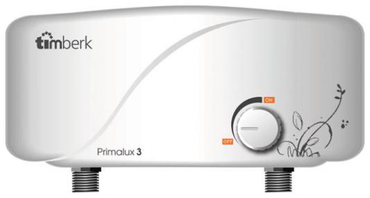 купить Водонагреватель проточный Timberk WHEL-3 OSC 3.5 кВт дешево