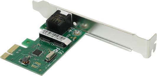 Сетевой адаптер Orient XWT-R81PE PCI-E 10/100/1000Mbps сетевой адаптер dell 5719 pci e 10 100 1000mbps 540 11148