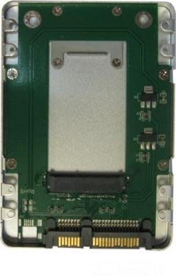 Переходник для SSD Espada ES-008 HD2590 2.5 SATA-mSATA переходник espada eac325 1s для жестких дисков sata и ssd 2 5 мет черн