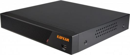 Видеорегистратор цифровой КАРКАМ AHD2104N 1920x1080 4Тб HDMI VGA BNC до 4 каналов гибридный