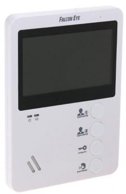 """Видеодомофон Falcon Eye FE-43C цветной TFT LCD 4.3"""" поддержка 2-х вызывных панелей"""