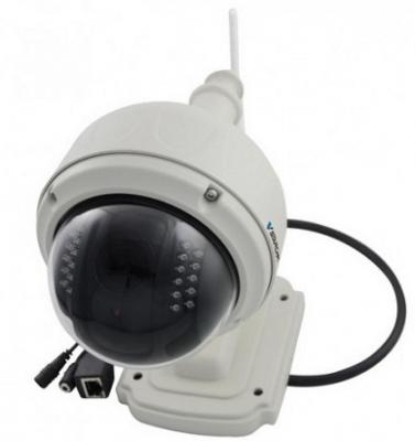 Камера IP VStarcam C7833WIP CMOS 1/4 1280 x 720 H.264 RJ-45 LAN Wi-Fi белый камера ip vstarcam c7850wip cmos 1 4 1280 x 720 h 264 rj 45 lan wi fi белый