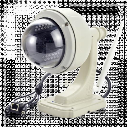 "Камера IP VStarcam C7833WIP CMOS 1/4"" 1280 x 720 H.264 RJ-45 LAN Wi-Fi белый"