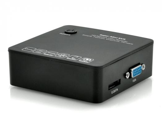 Видеорегистратор цифровой VStarcam NVR-8 1920x1080 2Тб HDMI VGA eSATA до 8 каналов
