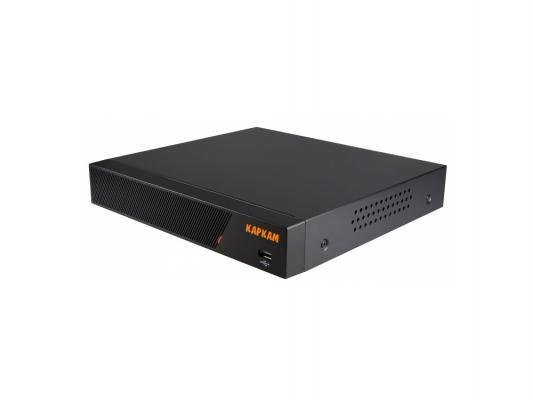 Видеорегистратор цифровой КАРКАМ AHD2108N 1920x1080 4Тб HDMI VGA BNC до 8 каналов гибридный