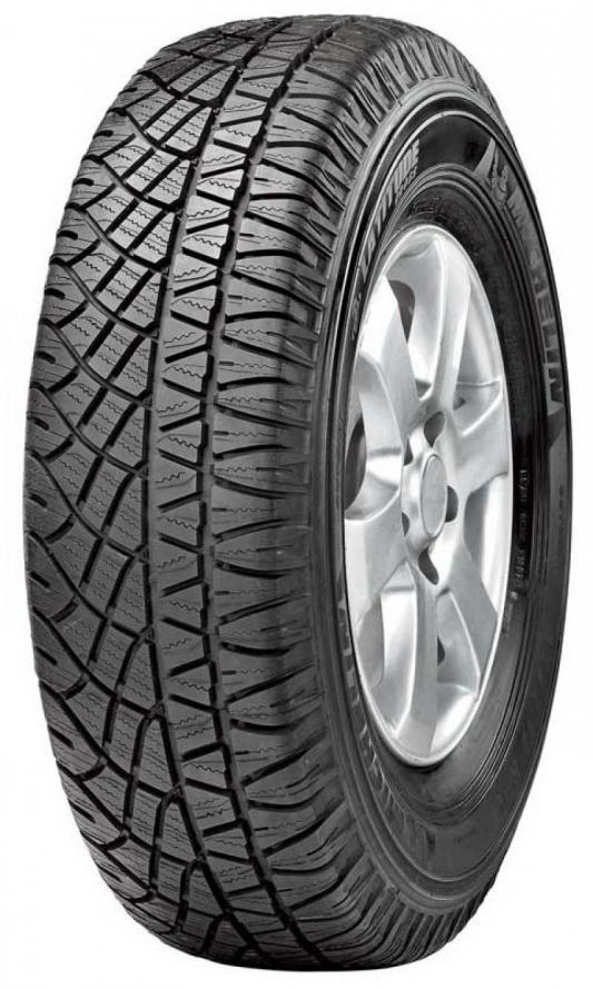 Шина Michelin Latitude Cross 265/70 R17 115H шина michelin crossclimate 215 55 r17 98w