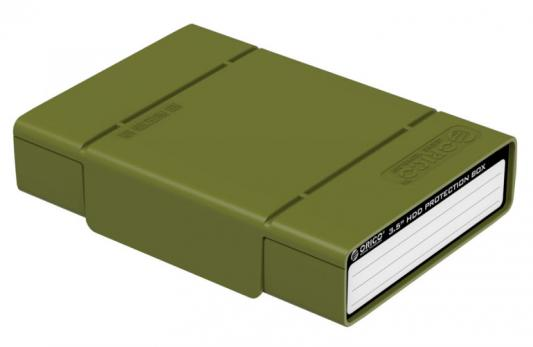 Чехол для HDD 3.5 Orico PHP-35-SN зеленый чехол для hdd 3 5 orico php 35 gy серый