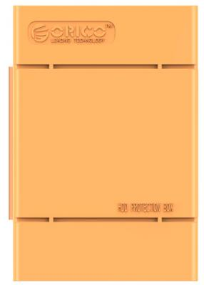 """Чехол для HDD 3.5"""" Orico PHP-35-OR оранжевый"""