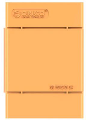 Чехол для HDD 3.5 Orico PHP-35-OR оранжевый аксессуар orico php 35 bl blue