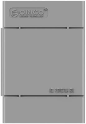 Чехол для HDD 3.5 Orico PHP-35-GY серый чехол для hdd 3 5 orico php 35 gy серый