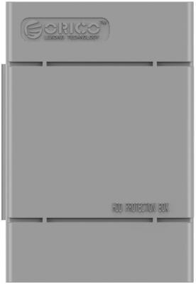 "Чехол для HDD 3.5"" Orico PHP-35-GY серый цена и фото"