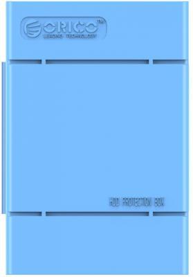 Чехол для HDD 3.5 Orico PHP-35-BL синий чехол для hdd 3 5 orico php 35 gy серый