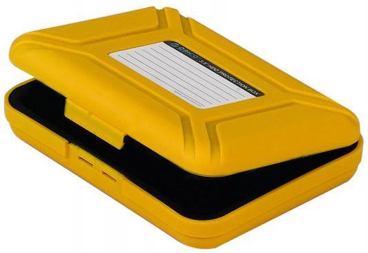 Чехол для HDD 3.5 Orico PHX-35-OR оранжевый корпус для hdd orico 9528u3 2 3 5 ii iii hdd hd 20 usb3 0 5