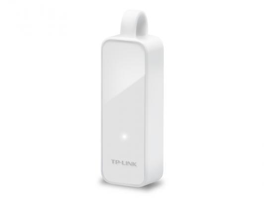 Сетевой адаптер TP-LINK UE300 10/100/1000Mbps USB 3.0 сетевой адаптер tp link gigabit ethernet ue300 usb to rj 45 10 100 1000 мбит с белый