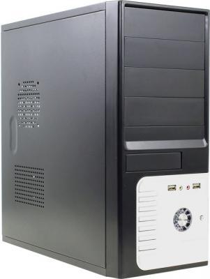 Корпус ATX Exegate CP-516 450 Вт чёрный серебристый EX194767RUS