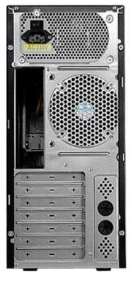 Корпус ATX PowerCool S8821BK 500 Вт чёрный