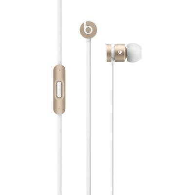 Проводная гарнитура Apple Beats Urbeats 2 Clear золотистый MK9X2ZE/A