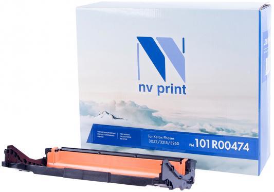 Фотобарабан NV-Print 101R00474 для Xerox Phaser 3052/3215/3260 10000стр nv print xerox 106r02782 для phaser 3052 3260 wc black