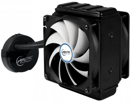 Водяное охлаждение Arctic Cooling Liquid Freezer 120 Socket 1150/1151/1155/1156/2011/AM2/AM2+/AM3/AM3+/FM1/FM2/FM2+ ACFRE00016A