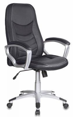 Кресло Бюрократ T-9910/Black искусственная кожа черный