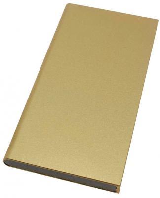 Портативное зарядное устройство KS-is KS-279 10000мАч microUSB золотистый