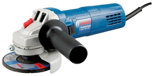 Угловая шлифмашина Bosch GWS 750-115 750Вт 115мм