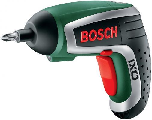 Аккумуляторный шуруповерт Bosch IXO + дальнометр PLR15 0603672003