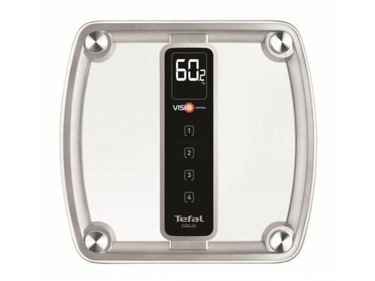 Весы напольные Tefal PP5150V1 серебристый