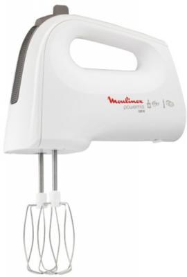 Миксер ручной Moulinex HM612110 500 Вт белый