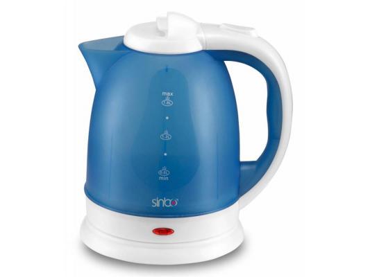 Чайник Sinbo SK 7355 2200 Вт белый 1.7 л пластик