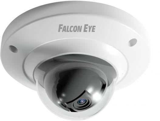 """Камера IP Falcon EYE FE-IPC-DW200P CMOS 1/2.8"""" 1920 x 1080 H.264 RJ-45 LAN PoE белый"""
