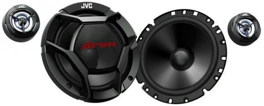 Автоакустика JVC CS-DR1700C компонентная 2-полосная 17см 55Вт-360Вт jvc dla x9000be