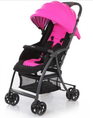 Прогулочная коляска Jetem Fit (pink 16)