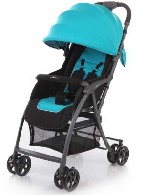 Прогулочная коляска Jetem Fit (light blue 16)