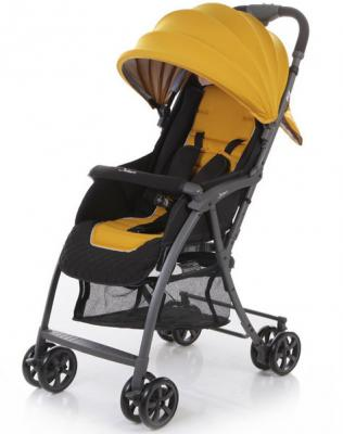 Прогулочная коляска Jetem Fit (dark yellow 16)