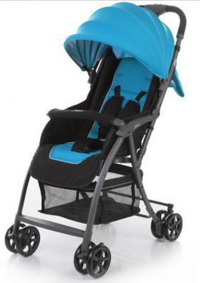 Прогулочная коляска Jetem Fit (blue 16)