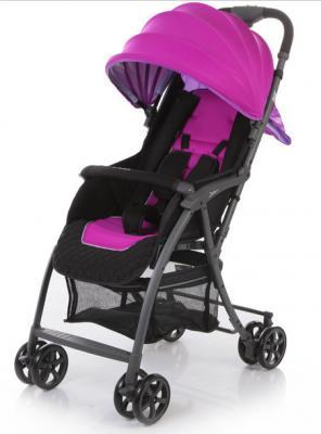Прогулочная коляска Jetem Fit (purple 16)