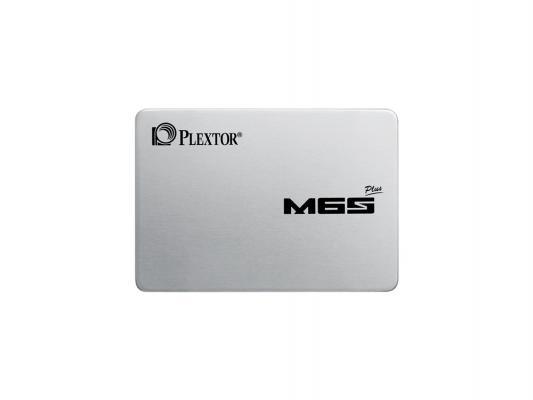 "SSD Твердотельный накопитель 2.5"" 256Gb Plextor SATA III R 520MB/s W 420MB/s PX-256M6S+"