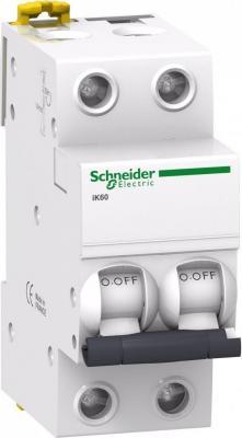 Автоматический выключатель Schneider Electric iK60 2П 10A C A9K24210