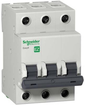Автоматический выключатель Schneider Electric EASY 9 3П 20A C EZ9F34320 new for schneider plc programming cable tsxcrjmd25 tsx crjmd25 pv 01 rl 00