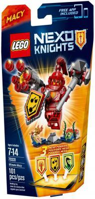 Конструктор Lego Нексо Мэйси – Абсолютная сила 101 элемент 70331