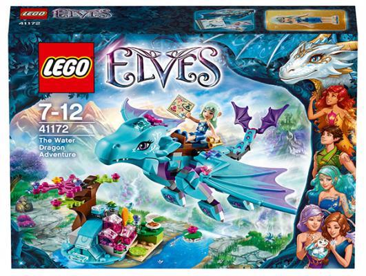 Конструктор LEGO Elves: Приключение дракона воды 212 элементов 41172